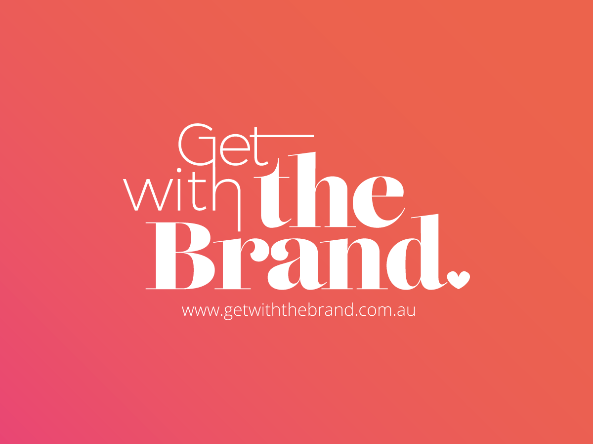 Get With The Brand Logo